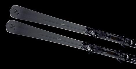 Hubolt All Black Skis