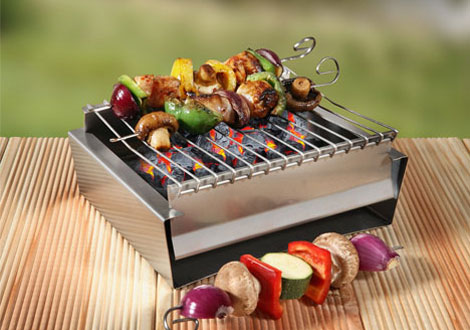 BabyQ Barbeque Grill