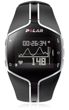 Polar FT80 Heart Rate Monitor Watch