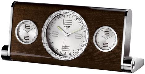 Swiza Business Class Travel Clock