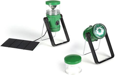 Pisat K Light Solar Lantern Gearculture