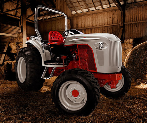 Boomer 8N Tractor