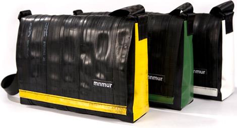 Mnmur Upcycling Design M1 Messengers