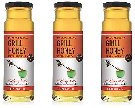 Savannah Bee Co. Grill Honey