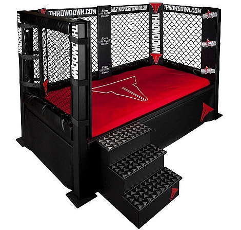 Throwdown Cage Bed