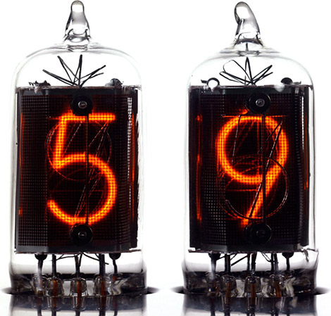 Chronotronix V400 Nixie Tube Clock