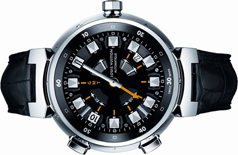 Louis Vuitton Tambour Spin Time Watch