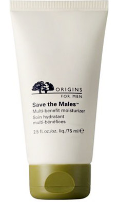 Origins Save the Males