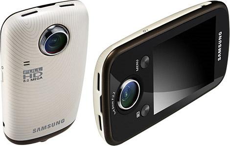 Samsung HMX-E10 Camera