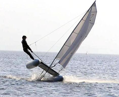 SmartKat Catamaran