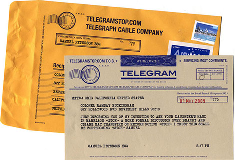 Telegram Stop