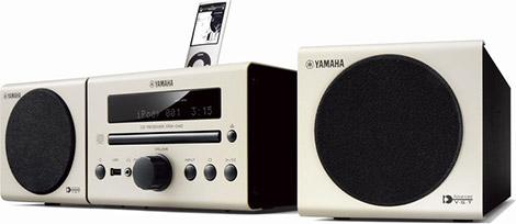Yamaha MCR-140 Micro Component System