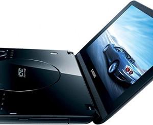 Samsung BD-C8000 Portable Blu-ray Player