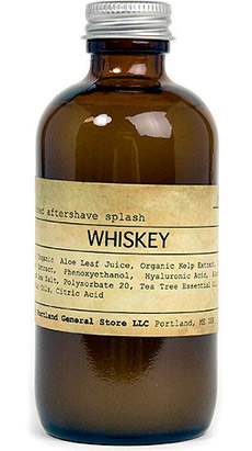 Whiskey Aftershave