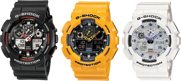 Casio G-Shock GA100 X-Large G