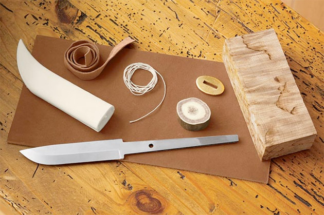 Orvis Knife-Making Kit