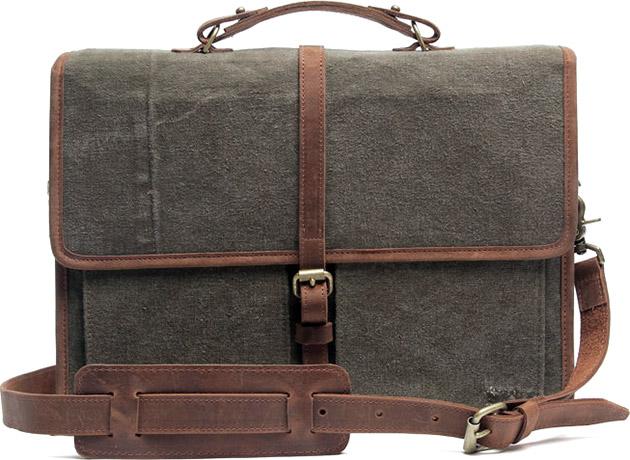 Temple Laptop Briefcase