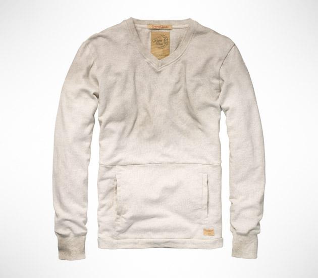 Scotch & Soda Home Alone V-Neck Sweater