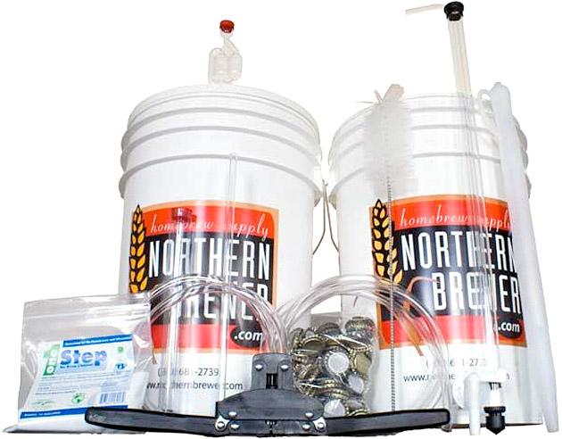 Northern Brewer Basic Starter Kit