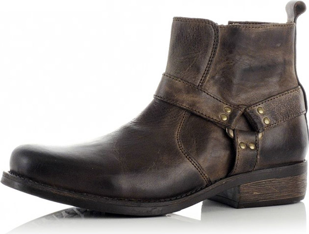 River Island Brown Short Boots