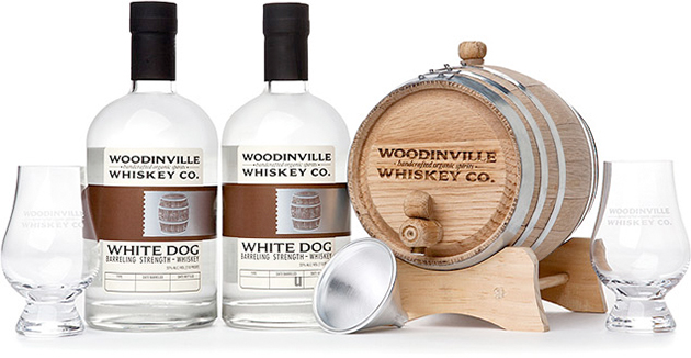 Woodinville Age Your Own Whiskey Kit