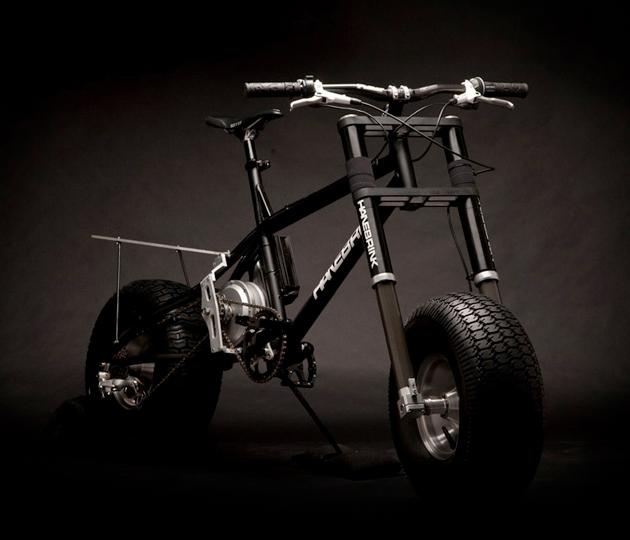 Hanebrink Electric All-Terrain Vehicle
