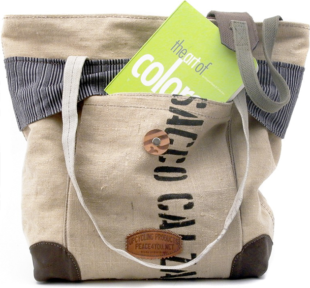 Peace4You Upcycled Bags