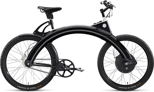 PiCycle Electric Bike