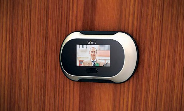 Brinno Electronic PeepHole Viewer