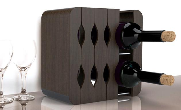 Mirage Wine Rack
