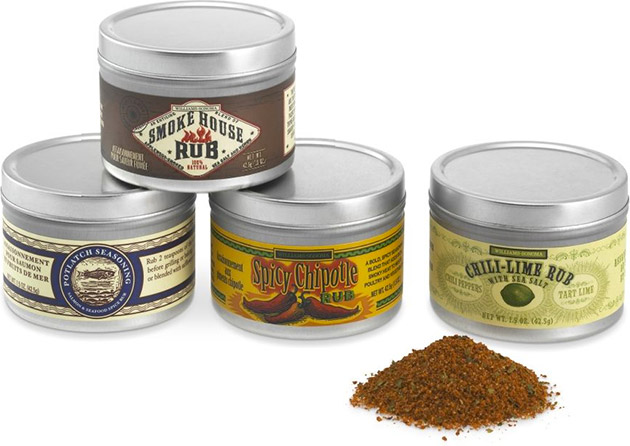 The Ultimate Grilling Rub Collection