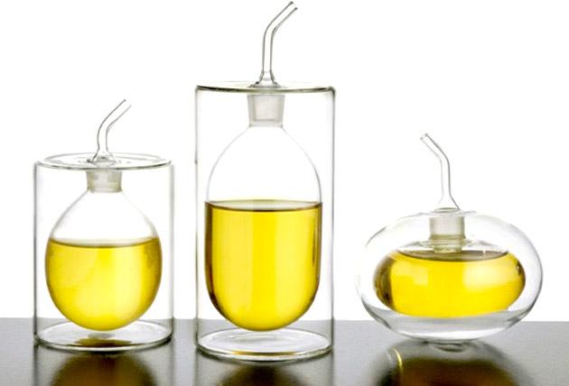 Ichendorf Double Walled Oil/Vinegar Pourers