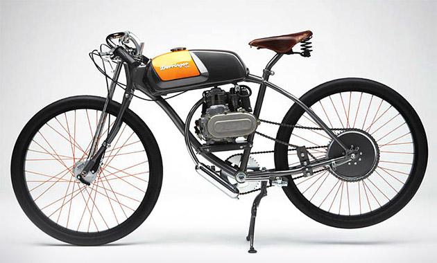 Derringer Bespoke Motorbike
