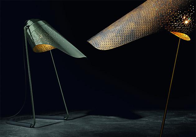 Diesel Perf Table Lamp