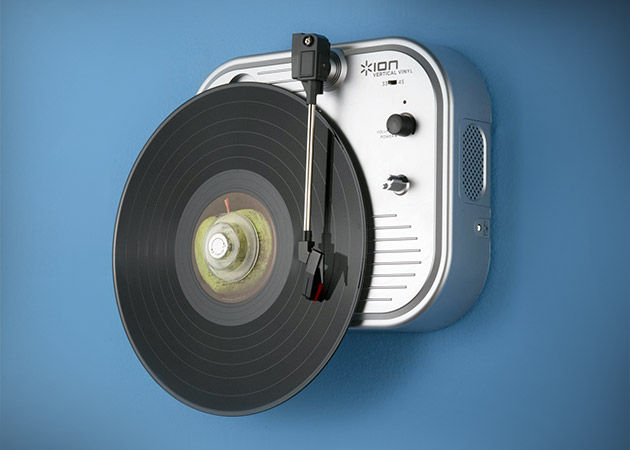 Ion Vertical Turntable