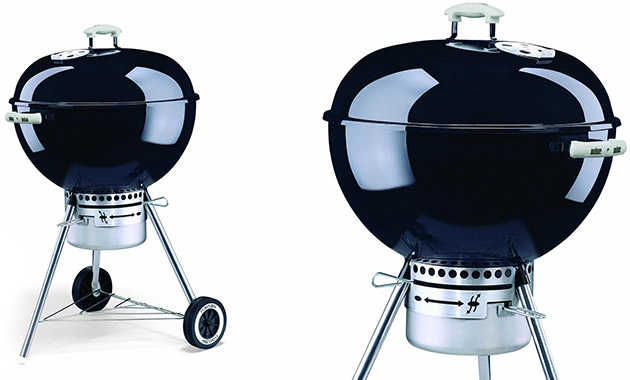 Weber One-Touch Gold Charcoal Grill