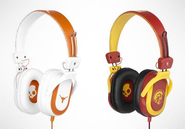 Skullcandy NCAA Agent Headphones