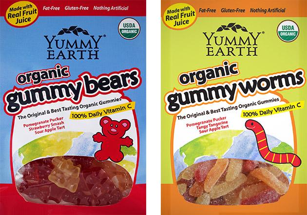 Yummy Earth Organic Candy