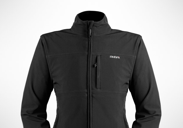 Mobile Warming Soft Shell Jacket