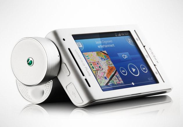 Sony Ericsson MS430 Speaker