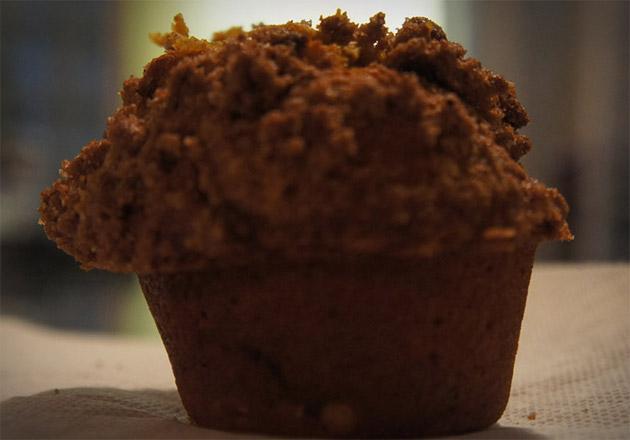 Baconery Bacon Muffin