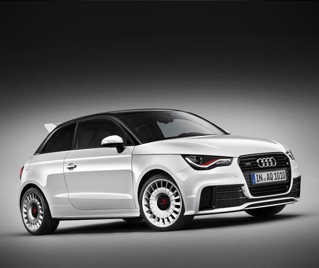 2012 Audi A1 Quattro Limited-Edition