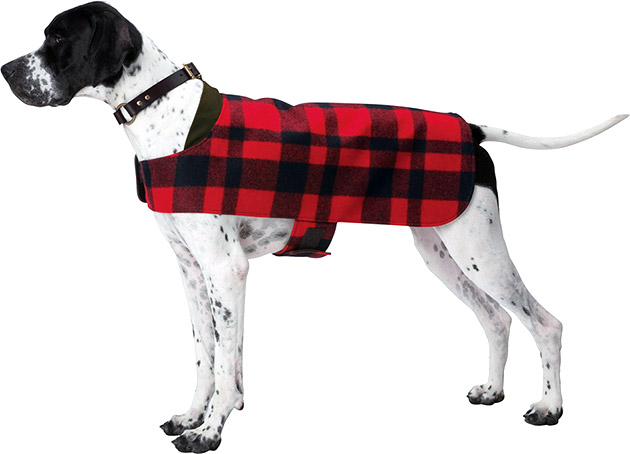 Filson Shelter Cloth Dog Coat