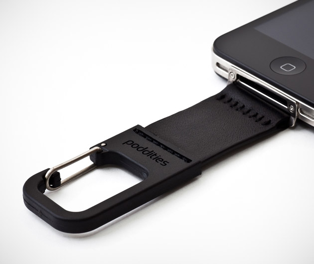 The iPhone Carabiner Clip