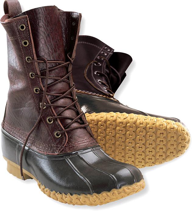 L.L. Bean Bison Boot