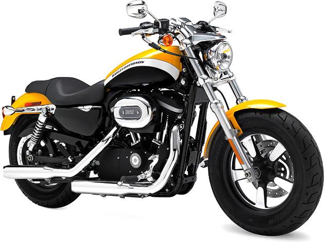 Harley-Davidson H-D1 Bike Builder