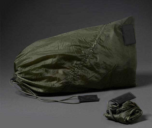Repurposed Parachute Bag