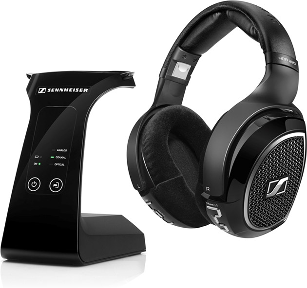 Sennheiser RS 220 Wireless Headphones