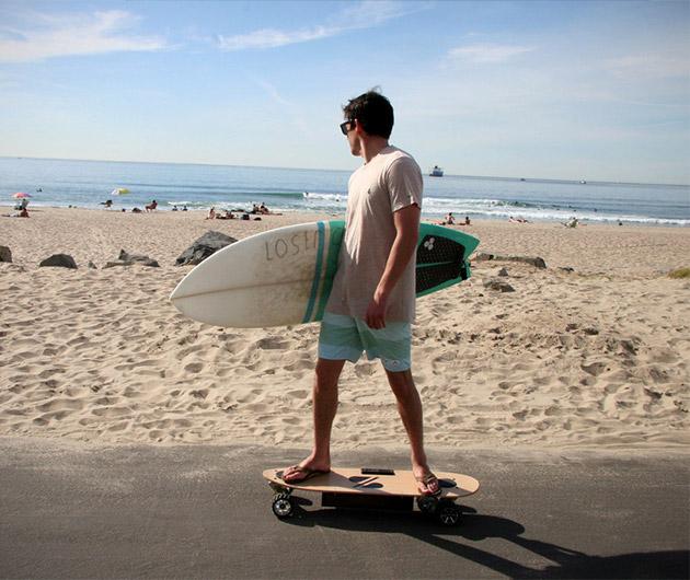 Zboard Motorized Skateboard