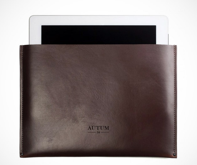 Autum Tourniquet iPad Sleeve
